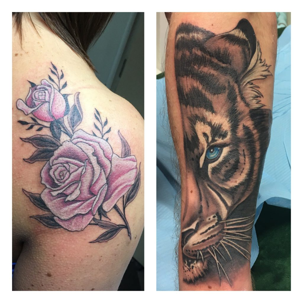 Mirjam schaerer middleton tattoo studio for Tattoo studio middleton